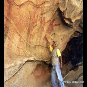 Cave paintings tour